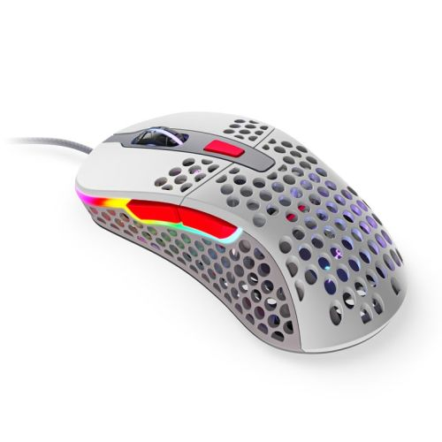 Xtrfy M4 RGB Wired Optical Gaming Mouse, USB