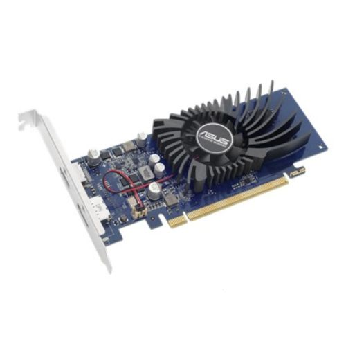 Asus GT1030, 2GB DDR5, PCIe3, HDMI, DP, 1506MHz Clock, Low Profile (Bracket Included)